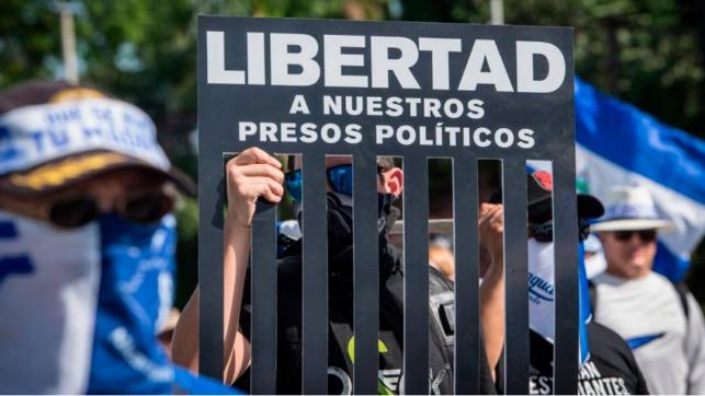 rceni - Presos -politicos- en -Nicaragua- la -OEA -pide- sus -liberaciones -