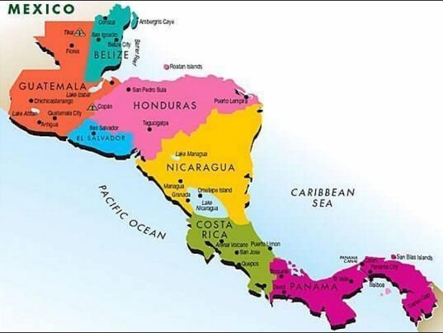 rceni - Río de rocas -subterráneo- evita -que -Centroamérica- se -hunda- en- el -mar-