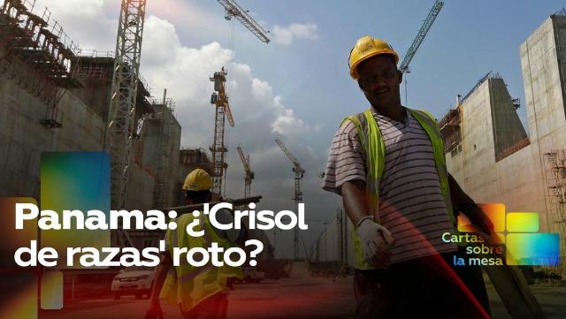 rceni - Panamá -Crisol -de- razas- roto -Video-