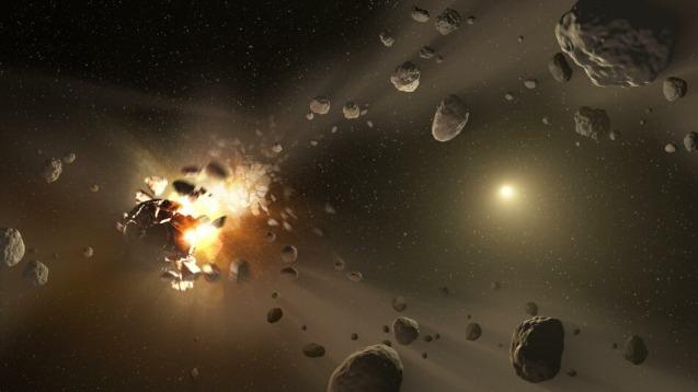 rceni - Polvo extraterrestre -más- de- 5.000 -toneladas- caen- a -la -Tierra- cada -año-
