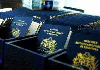 rceni - Pasaportes de los venezolanos -tendrán- vigencia- en -Colombia -por -10 -años-