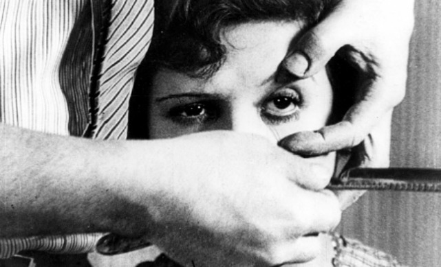 rceni - Un perro andaluz -película -de- Buñuel -y -Dalí -es- la lucidez -de- lo- irracional-