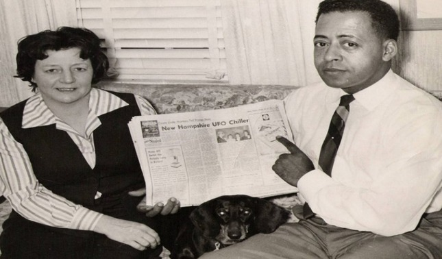 rceni - Barney y Betty Hill- la -abducción- mejor- documentada -de- la- Historia -Video-
