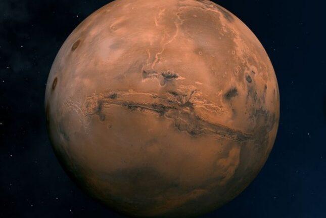 rceni - Bases subterráneas en Marte -afirma -que- existen- un-exgeneral -de -Israel -
