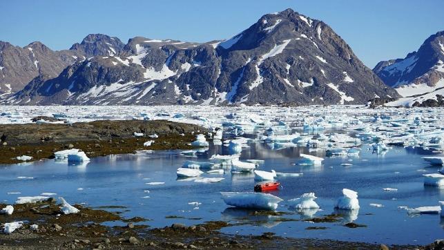 rceni - Glaciares de Groenlandia -consiguen -grandes -cantidades- de -mercurio -