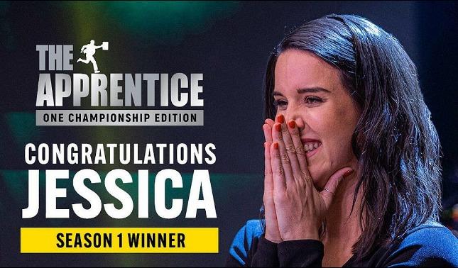 rceni - Jessica Ramella - la- Venezolana- ganadora -de- El -Aprendiz- en -Singapur-