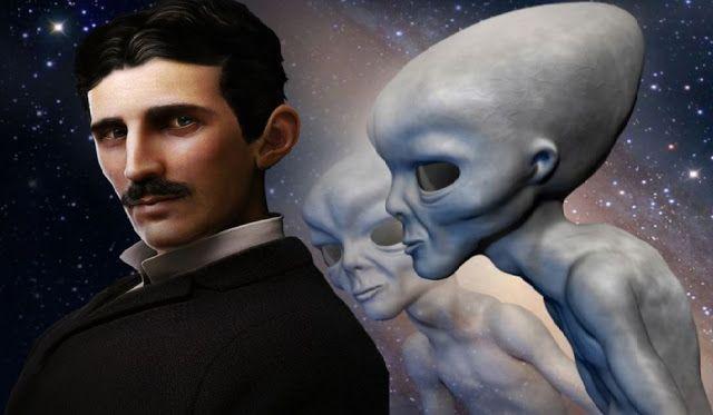 rceni - N Tesla - y -sus- multiples- contactos -con- extraterrestres-