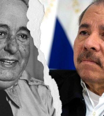 rceni - Ortega -presidente- de- Nicaragua- la- bancarrota- moral -de- un -revolucionario-