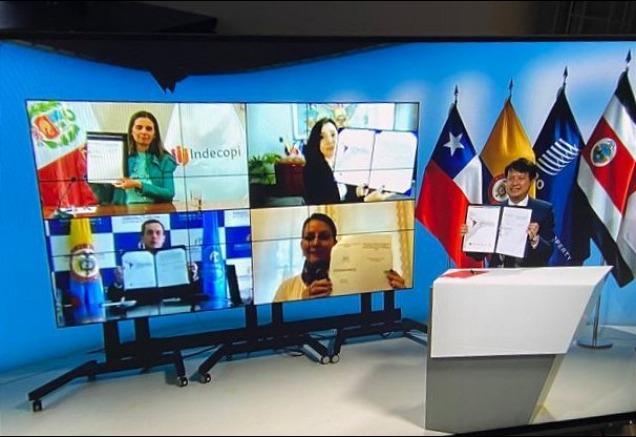 rceni - Propiedad Intelectual -y -genero -es -creada- la- primera- red- en -latinoamerica-