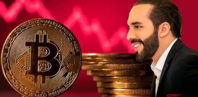 rceni - mandatario Bukele - El -Salvador -adoptara -bitcoin- como- moneda- legal-