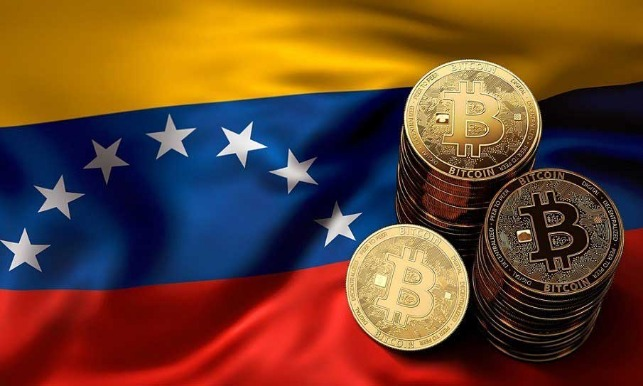 rceni - Criptomonedas en venezuela -el -pais- lider- en -transaciones- en- latinoamerica-