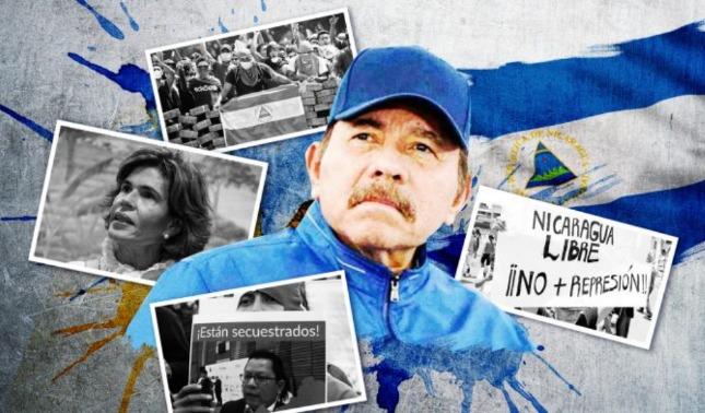 rceni - Dictador de Nicaragua -los- fantasmas -que- acechan- al -fragil- Daniel- Ortega-