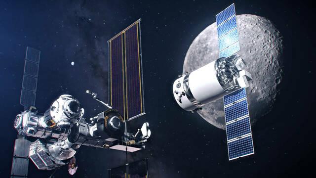 rceni - Estación espacial lunar -NASA -confirma- que- se- lanzara- el- 2024-