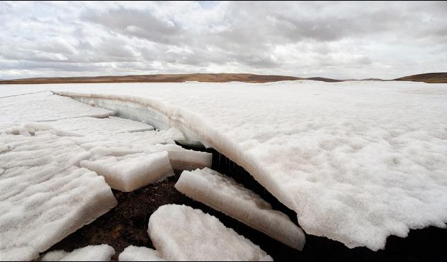rceni - Glaciares del Tíbet -encuentran -28 -virus -desconocidos- y- muy- antiguos-