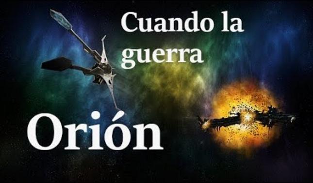 rceni - Orión -su -gran -guerra- galactica- el -origen- de- la -humanidad-
