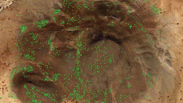 rceni - Tumbas en Sudan -en -patrones -similares- a -las-galaxias- son- descubiertas-