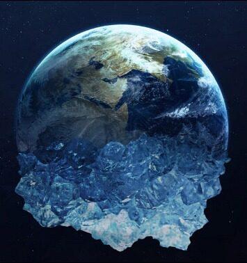 rceni - La Tierra -Una -mitad- se- enfría- más -rápido- señala -estudio-