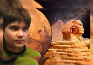 rceni - Niño que vivió en Marte -explico- cómo- era- la -civilización- de -ese -planeta-