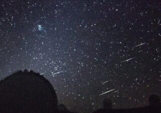 rceni - Raro cúmulo de meteoros -es -captado- en- vivo- desde- Hawái- video-