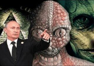 rceni - Reptiles humanos -son- la- clase- que- domina- el -mundo- afirma- Putin-