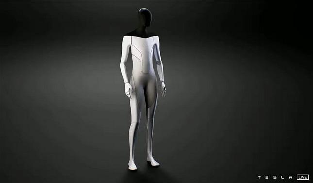 rceni - Tesla Bot -el -robot -humanoide -fue- presentado- por- Elon- Musk -
