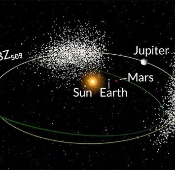 rceni - Asteroides troyanos -seran -explorados- por -primera- vez- por -la- nasa-
