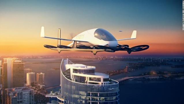 rceni - Los coches voladores - serían- comercialmente -posibles- en- 2024-