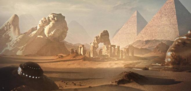 rceni - Momia alienígena - fue- encontrada -por -la- KGB -de- rusia -en -egipto-