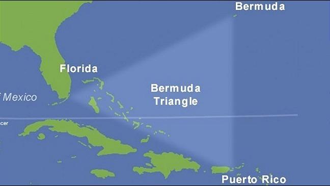 rceni - El triángulo de las Bermudas- apaga -satélites- la -Nasa- revela- sus- misterios-