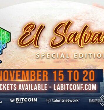 rceni - LaBitConf - todo- listo -en- el -Salvador- entre- el- 15- y- 20- de- noviembre-