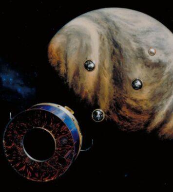 rceni - Venus - está- lleno -de -ciudades- y -extraterrestres- y- la -NASA- lo- ha -escondido-